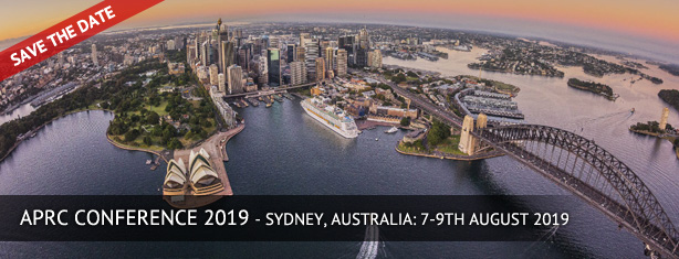 11th Annual APRC Conference in Sydney, 7-9th August 2019