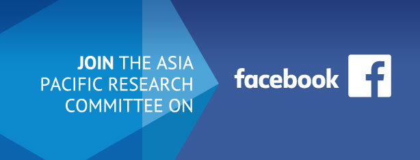 Join Asia Pacific Research Committee on LinkedIn