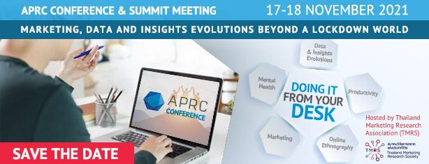 APRC Association Leaders Event series 2021